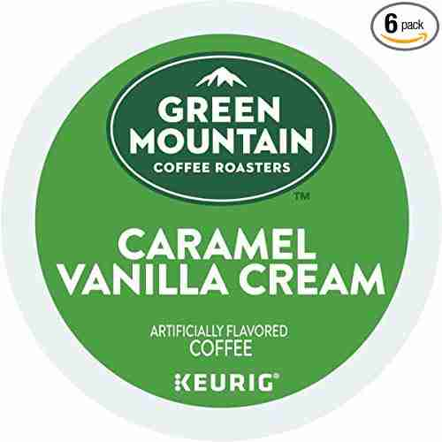 The overall best tasting K-Cup flavors is the green mountain caramel vanilla cream.