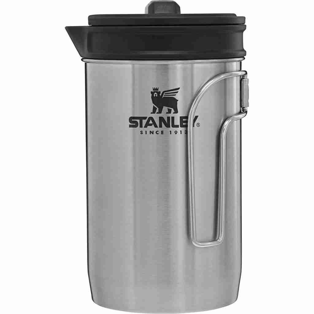 Brand new stanley cook + brew set, the best coffee maker for camping. Overall the Best Coffee maker for camping outdoors.